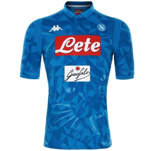 [해외][Order] 18-19 SSC Napoli Home Authentic Jersey