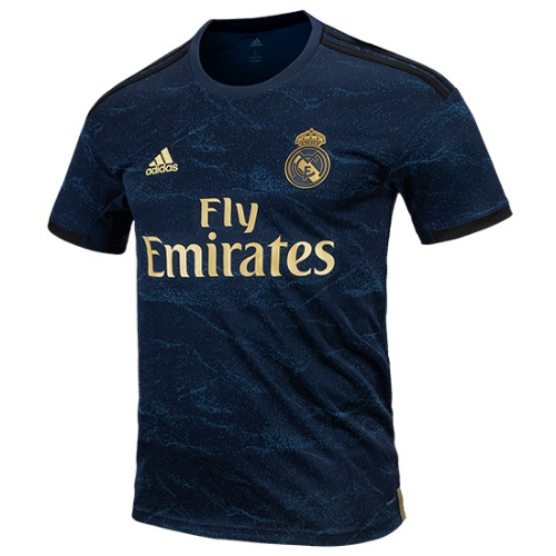 19-20 Real Madrid Away