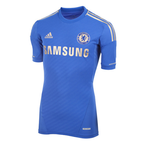 [Order] 12-13 Chelsea(CFC) Home Authentic Techfit Jersey