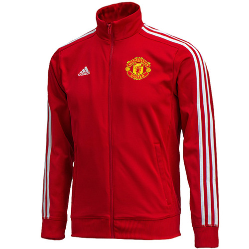 15-16 Manchester United 3S Track Top - RED