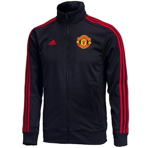 15-16 Manchester United 3S Track Top - BLACK