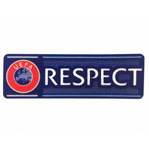 12~ UEFA RESPECT Patch