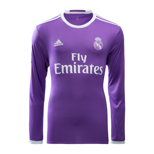 [해외][Order] 16-17 Real Madrid Away(RCM) L/S