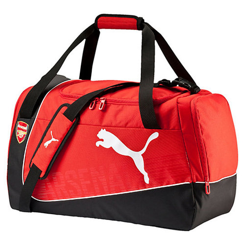 [해외][Order] 16-17 Arsenal evoPOWER Football Bag - Puma Red/Black/White