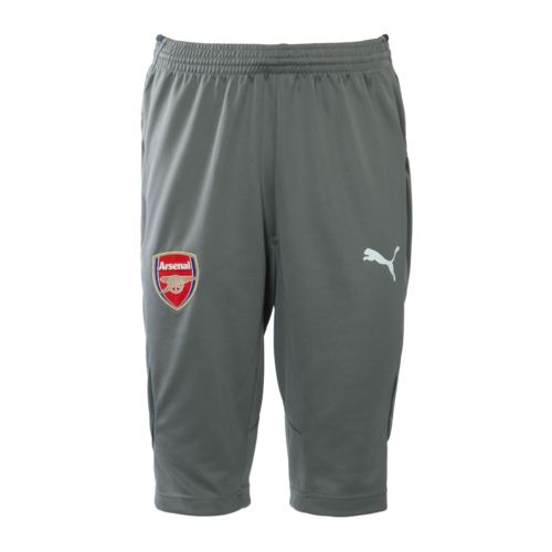 [해외][Order] 16-17 Arsenal 3/4 Training Pant Without Pockets - - Steel Gray/Ebony