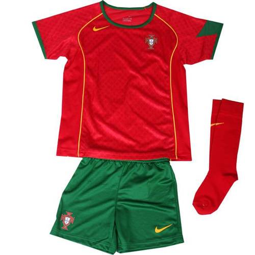 04-06 Portugal Little Boys Home Kit - KIDS