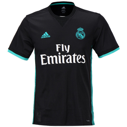 17-18 Real Madrid Away