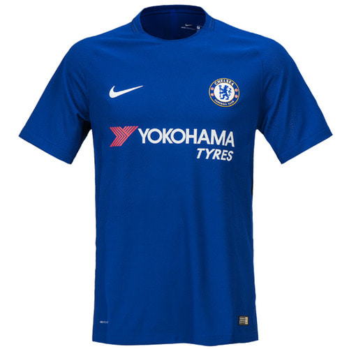 17-18 Chelsea Home Vapor Match Jersey - Authentic