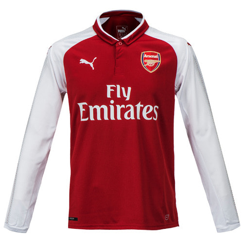17-18 Arsenal Home L/S