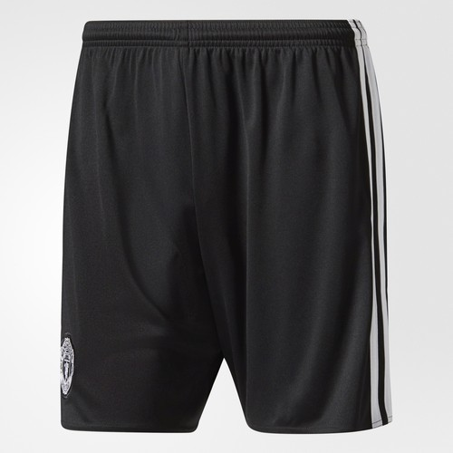 17-18 Manchester United Away Shorts