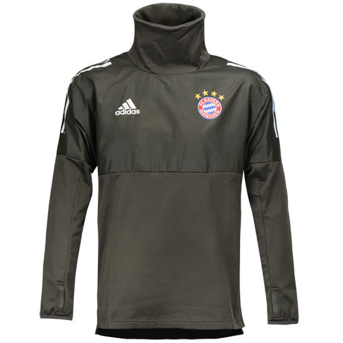 17-18 Bayern Munich UCL(Champions League) Hybrid Top