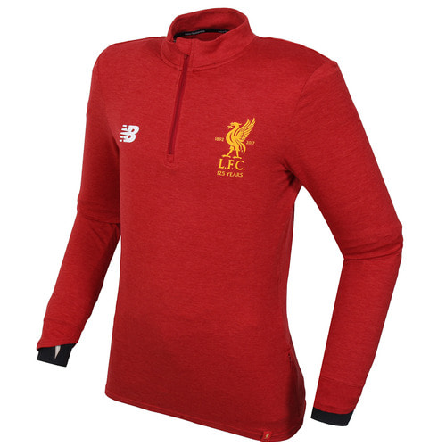 [해외][Order] 17-18 Liverpool Elite Training MID-Layer Top - Red