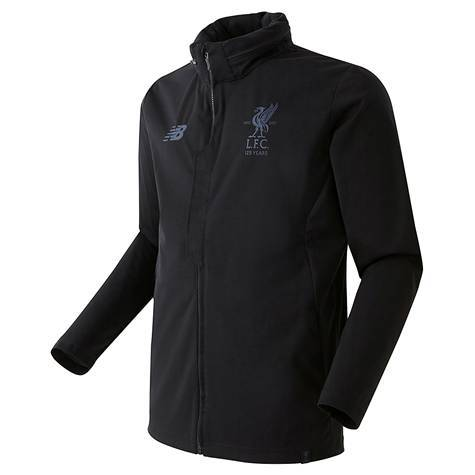 [해외][Order] 17-18 Liverpool Elite Training Motion Rain Jacket- Black