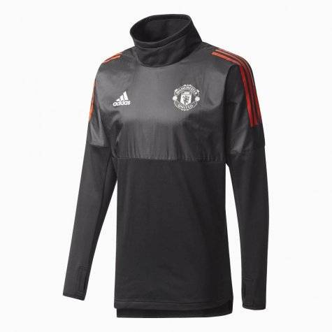[해외][Order] 17-18 Manchester United UCL(Champions League) Hybrid Top - Black