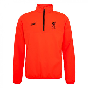 [해외][Order] 16-17 Liverpool(LFC) Elite Training Pro 1/2 Zip Wind Breaker - Flame Red