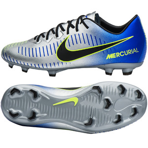 [해외][Order] Junior Mercurial Vapor XI Neymar FG - Racer Blue/Black/Chrome/Volt - KIDS