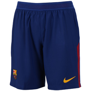 17-18 Barcelona Home Vapor Match Short - Authentic