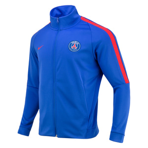 17-18 Paris Saint Germain(PSG) Franchise Authentic Jacket - Blue