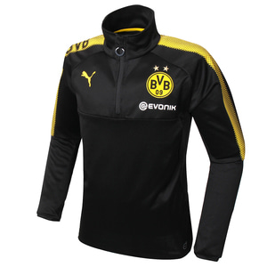 17-18 Dortmund(BVB) 1/4 Training Top