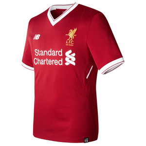 [해외][Order] 17-18 Liverpool(LFC) UCL(UEFA Champions League) Home Authentic ELITE Jersey - AUTHENTIC