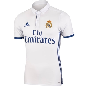 [해외][Order] 16-17 Real Madrid(RCM) Autentic Home - adizero Authentic