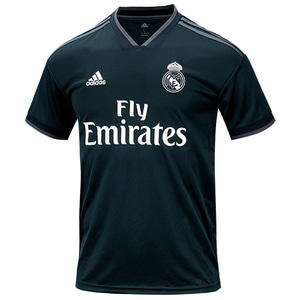 18-19 Real Madrid UEFA Champions League(UCL) Away