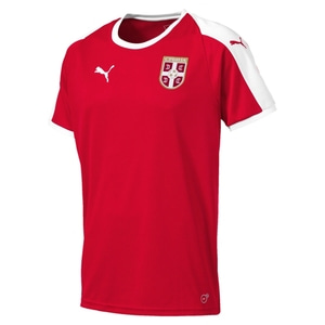 18-19 Serbia Home Jersey