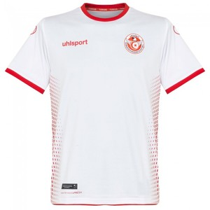 [해외][Order] 18-19 Tunisia Away Jersey