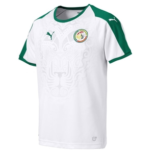 [해외][Order] 18-19 Senegal Home Jersey