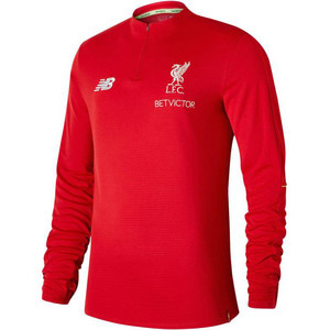 [해외][Order] 18-19  Liverpool Elite Training Mid-Layer Top- RED