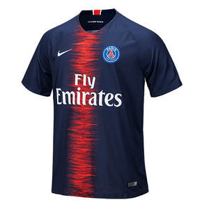 18-19 Paris Saint Germain(PSG) Stadium Home Jersey