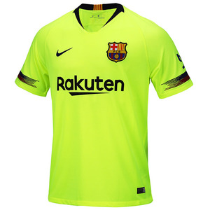 [Order][해외] 18-19 Barcelona Away Stadium Jersey
