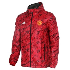 [해외][Order] 16-17 Manchester United Windbreaker - Red