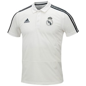 18-19 Real Madrid (RCM) Training Polo Shirt