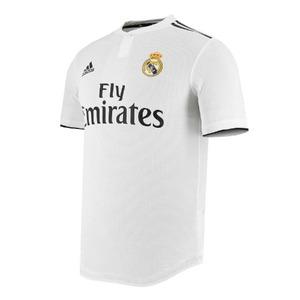 18-19 Real Madrid(RCM)  Authentic UEFA Champions League(UCL) Home Jersey  - Climachill