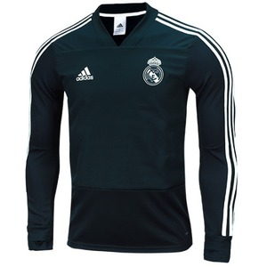 18-19 Real Madrid (RCM) Training Top - TECONI