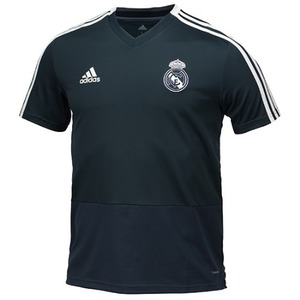 18-19 Real Madrid (RCM) Training Jersey - TECONI