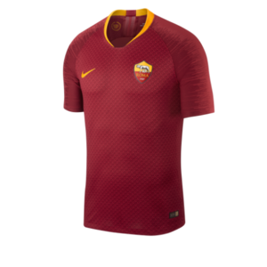 [해외][Order] 18-19 AS Roma Vapor Match Home Jersey - AUTHENTIC