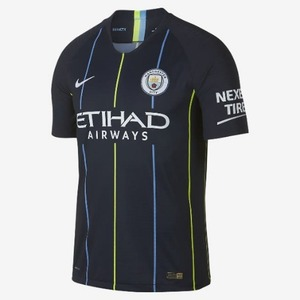 [해외][Order] 18-19 Manchester City Away Vapor Match Jersey - AUTHENTIC