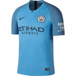 [해외][Order] 18-19 Manchester City Home Vapor Match Jersey - Authentic