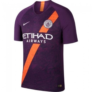 [해외][Order] 18-19 Manchester City 3rd Vapor Match Jersey - AUTHENTIC