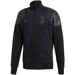 18-19 Juventus LIC Track Top - Black