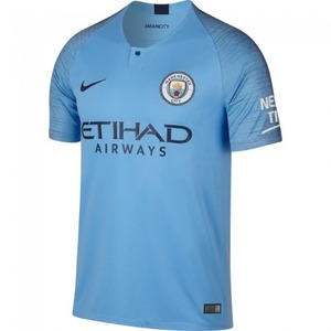 [해외][Order] 18-19 Manchester City Home Stadium Jersey