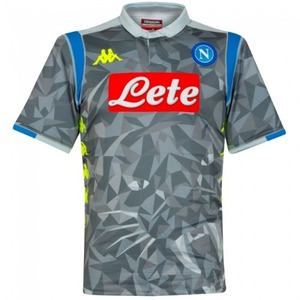 [해외][Order] 18-19 SSC Napoli 3rd Authentic Jersey