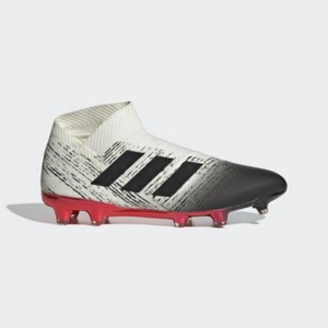 [해외][Order] Nemeziz 18+ FG - Off White/Core Black/Active Red (419)