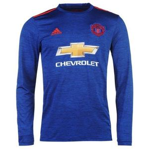 16-17 Manchester United EUROPA League(UEL) Away L/S