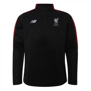 [해외][Order] 18-19  Liverpool Training 1/4 Top - Black