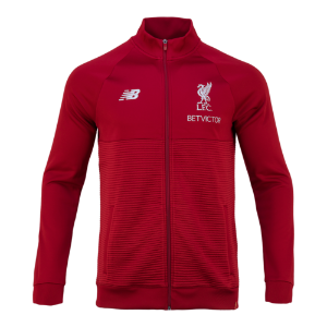 [해외][Order] 18-19 Liverpool Elite Training WalkOut Jacket - Red