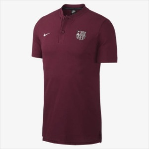 [해외][Order] 18-19 Barcelona Grand Slam Polo - Deep Maroon/Deep Maroon/Metallic Silver