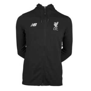 [해외][Order] 18-19  Liverpool Hoody Jacket - Black